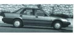 Accord Stufenh. 86-89