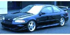 Civic Coupe.(2-Trg.) 91-95