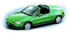 Civic CRX Del Sol 92->