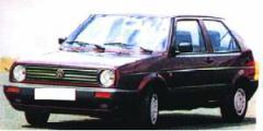 Golf II (Typ191) 83-91
