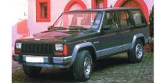 Jeep Cherokee 84-96