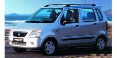 Wagon R+ 00->>