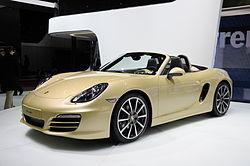 Boxster (Typ 981) 12->>