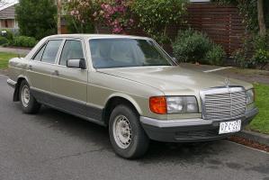 S-Klasse (W126) 79-91