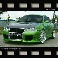 """Frontschürze Audi A3 Typ 8L """"XTR"""""""