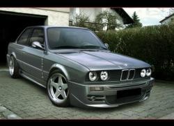 FRONTSTOSSTANGE BMW E30