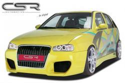 Stoßstange Frontstoßstange Seat Ibiza 6K FSK209