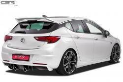 Heckansatz für Opel Astra K HA186