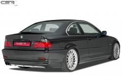 Heckansatz für BMW 3er E46 Coupé/Cabrio HA188