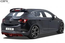 Heckansatz für Opel Astra J HA208