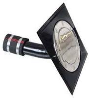 FuelNeck, Tankdeckel mit Einschweißblech und Tankstutzen, universal