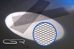Renngitter RS Gitter Alugitter Racegitter schwarz ZB006